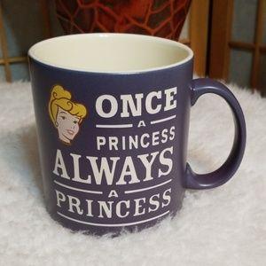 Once a Princess Always Disney Purple Mug